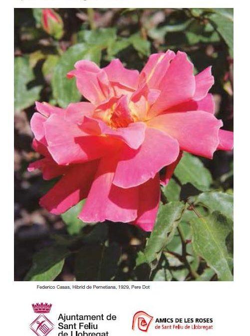 Convocats els concursos de roses 2016