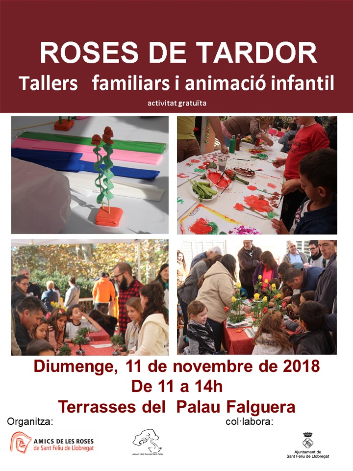 cartell tallers 2018