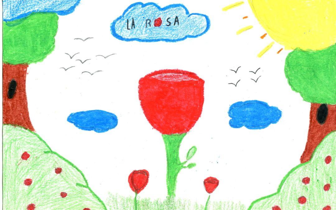 Concurs de dibuix infantil 2021 – Roses i rosers